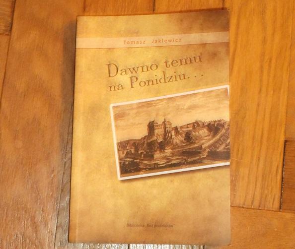 okładka książki Dawno temu na Ponidziu...