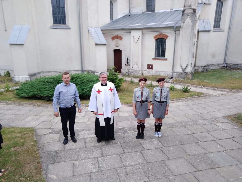 św. Józef parafia Chroberz