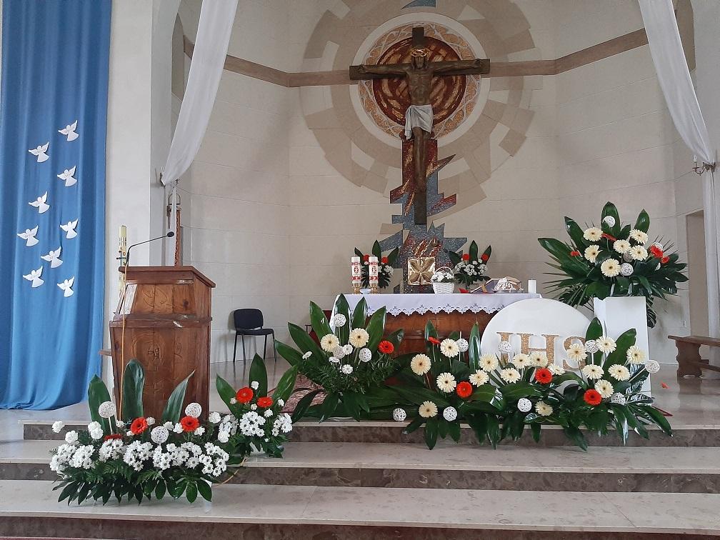 parafia Chroberz