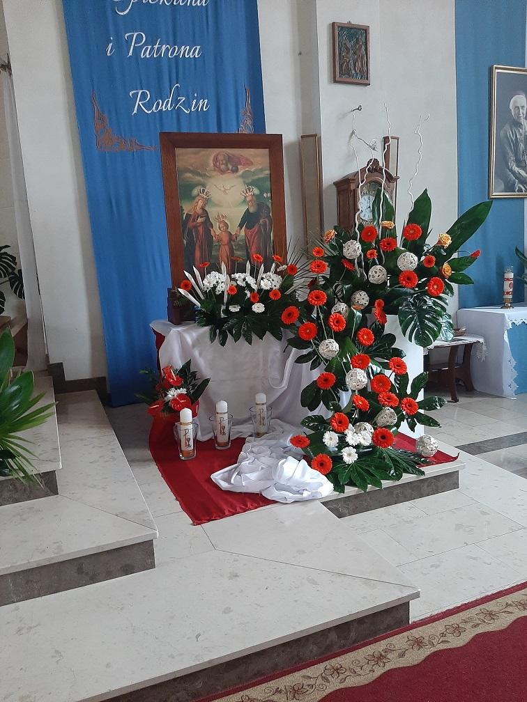 parafia Złota